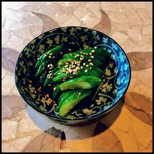 8月20日(日)胡瓜の浅漬けについて - 毎日jogjob日誌 by東良美季