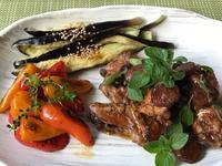 バルサミコ酢で煮込んだ鶏手羽 - やせっぽちソプラノのキッチン2
