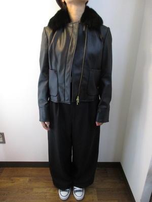 ソブ / Sov. G&B Fake Leather -