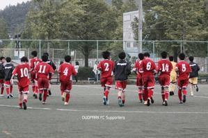 速報【U-15 MJ1】ACアズーリに惜しくも破れる August 20, 2017 - DUOPARK FC Supporters Club