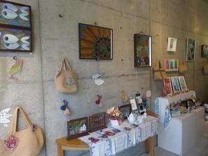 グラスアート展@ジャックと豆の木 - miwa kamakura Daily