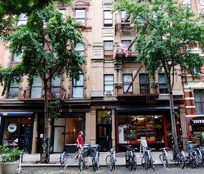 個性豊かな「個人経営のお店」が比較的多い、イースト・ビレッジ - ニューヨークの遊び方