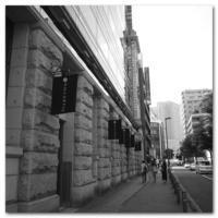 #2255 モノクロームの街 - at the port