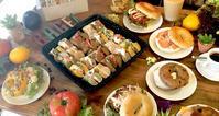 夏期休暇(8/29まで)&9月の予定/UBER EATS開始! - HIGU BAGEL もちもちベーグルとアメリカンスィーツ
