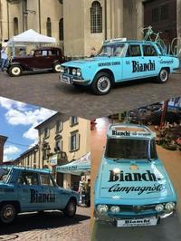 Bianchi × Campagnolo - Circolo Macchina