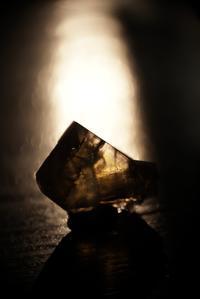 大いなるものを その1 Hilton Mine Fluorite - 古典レンズの見る世界