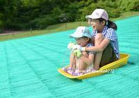 真夏の雪まつり - nyaokoさんちの家族時間