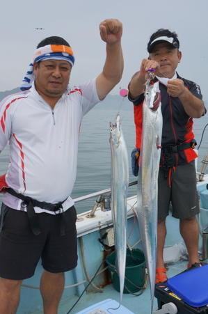 22日・火・オッチャン疲れは取れました(^▽^) - 愛媛・松山・伊予灘・高速遊漁船 pilarⅢ 海人 本日の釣果