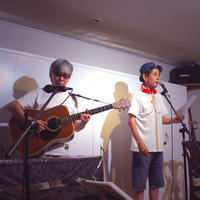 昭和の町でポエトリーリーディング - 三恵 poem  art