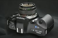 松尾寺の大楠 オリンパスSC35 TYPE15 - ミモパワカメラⅡ