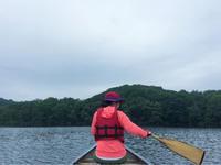 ポロト湖でカヌーと自転車 - 晴れときどきPUGSLEY