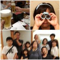 一族集いて楽しい宴 - スポック艦長のPhoto Diary