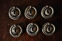 輪付き取っ手29,30 - スペイン・バルセロナ・アンティーク gyu's shop
