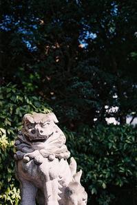 狛犬 - 散策日記