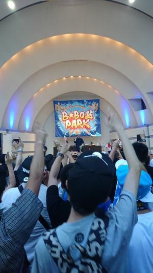 RHYMESTERのKING OF STAGE, Buddha Brand, CAKE-Kに沸く@B-BOY PARK+Alpha - 鴎庵