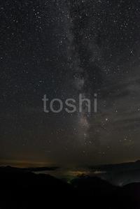 天の川 追記 - toshi の ならはまほろば
