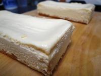 チーズケーキ夏バージョン - e-cake 開業からの・・その後~山梨県甲州市のカップケーキ屋「e-cake」ができるまで since 2010.1.~