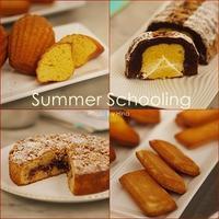 スクーリング3日目は、バターケーキ祭り! - Cucina ACCA