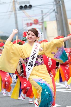 第10回北茨城市民夏まつり<3>盛岡さんさ踊り2017・08・20 - 常陸のT's BLOG