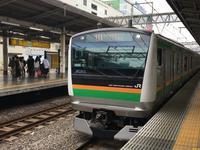 JR東日本(逗子→宇都宮) - 日本毛細血管