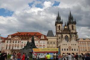 夏の終わりを匂わせるプラハ - 新チェコ生活日記2