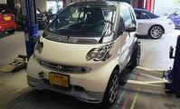 MCCスマートクーペ エンジンマウント/K サイドスリップ - smart.ism 北九州