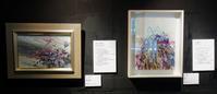 『気鋭作家9人、魅惑の絵画展』 - 一意専心のシャッターを!