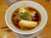 ゆきと花さんで煮干中華醤油とらー麺ソフト(富良野市幸町:2017年123杯目) - eihoのブログ