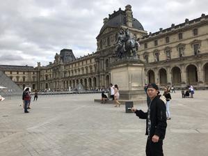 フランスに旅立った息子 - 浜田山町内会