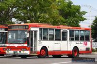 (2017.7) 南部バス・八戸22か624 - バスを求めて…
