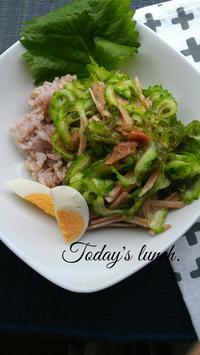 私の養生ランチ - 料理研究家ブログ行長万里  日本全国 美味しい話