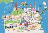 サンフランシスコちょこっと観光 - クローバーのLife is cozy