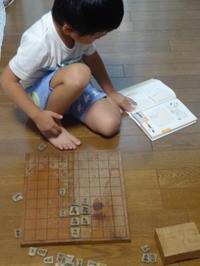 3世代で楽しめる将棋 - がちゃぴん秀子の日記