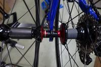 風路駆ション301  ホイールハブ補強カスタムチューニング  ロードバイクPROKU -   ロードバイクPROKU
