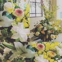 港区の花屋bianca by shuzo  arrangement - 名古屋の花屋BIANCA(SHUZO)のブログ