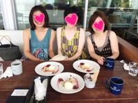 葉山で夏休み 「ボンジュール」と おもてなしの野菜料理 - Coucou a table!      クク アターブル!
