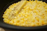 トウモロコシご飯は香ばしく - 今日も食べようキムチっ子クラブ (我が家の韓国料理教室)