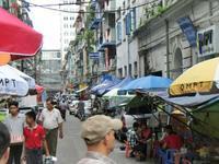 ヤンゴンは実に不思議な町だった - イ課長ブログ