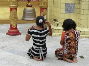 ヤンゴンは実に不思議な町だった -