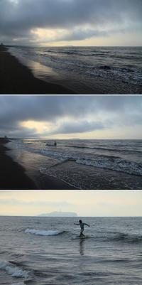 2017/08/22(TUE) 海面がザワザワの朝です。 - SURF RESEARCH