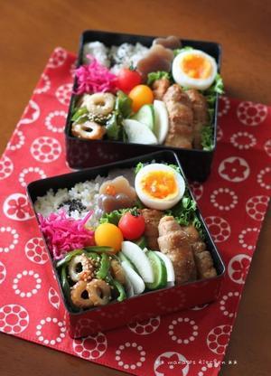 思い出の皆既日食(๑◔‿◔๑) ✿ bento&晩ご飯♪ - **  mana's Kitchen **