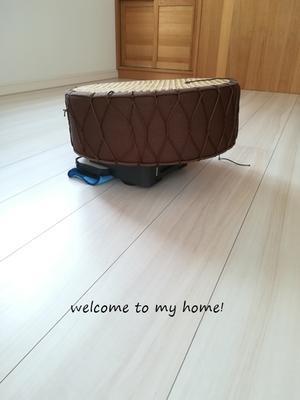 床掃除、やっぱり水拭きは気持ちがいい! ※まだ夏休みモード - welcome to my home!