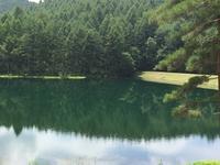 御射鹿池(みしゃかいけ)…農業用水のためのため池なんだけど - ノンデザイナーのデザインレスな日常