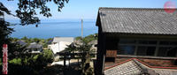 いぶし瓦のある瀬戸内海の美しい景色(愛媛県伊予市) - 甍の波
