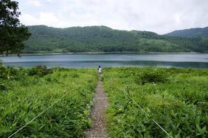 野反湖に行ってきました - 暮らしてみれば in Kitakaruizawa