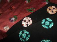 日本刺繍、そして香道の地敷 - 櫻乃園だより