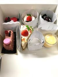 523、  LA VIE EN ROSE - KRRK mama@福岡 の外食日記