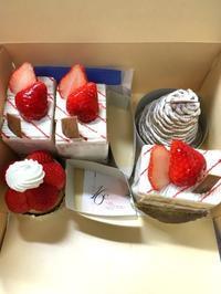 524、   フランス菓子 16区 - KRRK mama@福岡 の外食日記