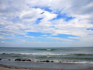全日本サーフィン選手権の観戦 - ぶん屋の抽斗