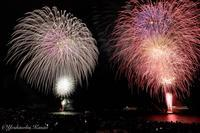 熊野大花火大会 - 写真ブログ「四季の詩」